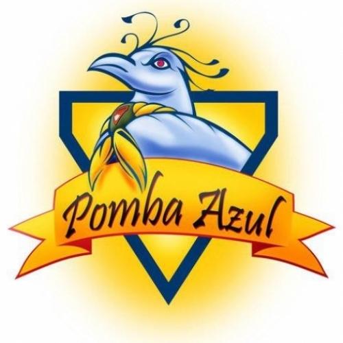 Pomba Azul