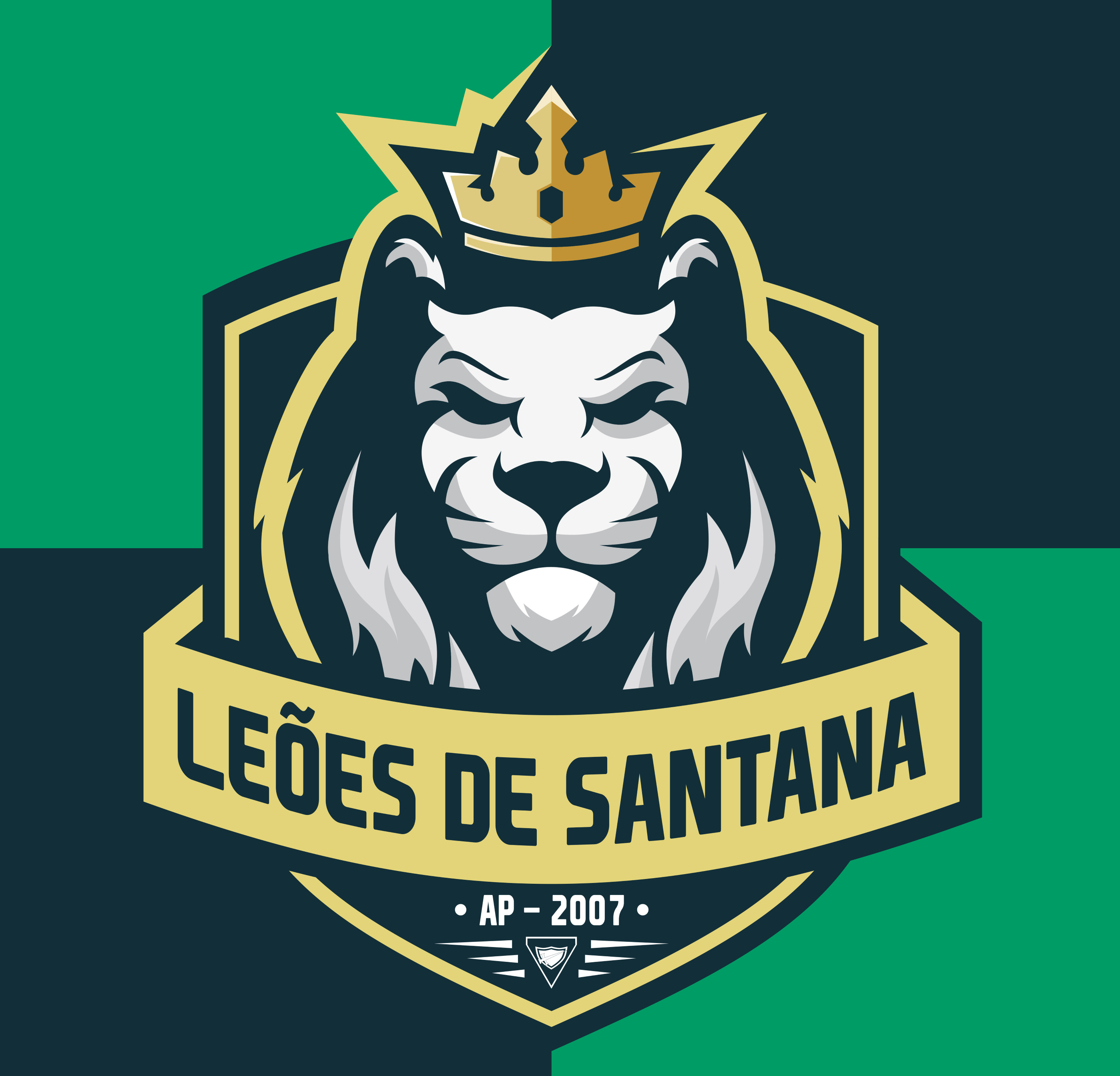 Leões de Santana