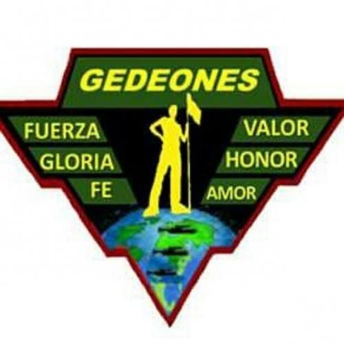 GEDEONES - OJO DE AGUA