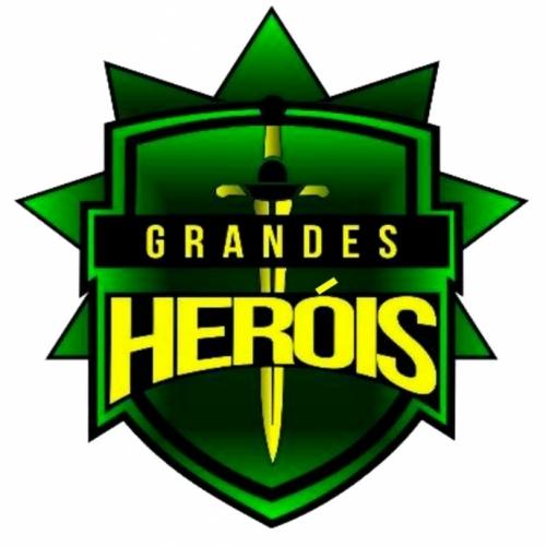 GRANDES HERÓIS
