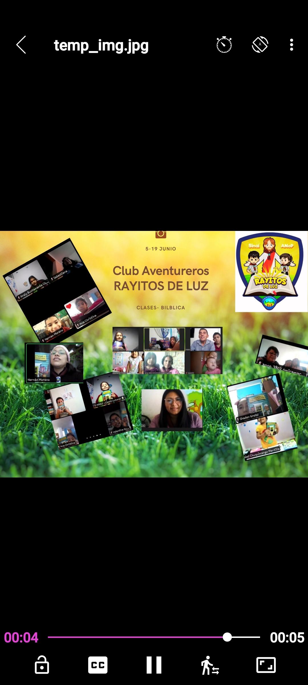 RAYITOS DE LUZ