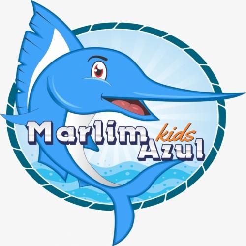 Marlin Azul Kids