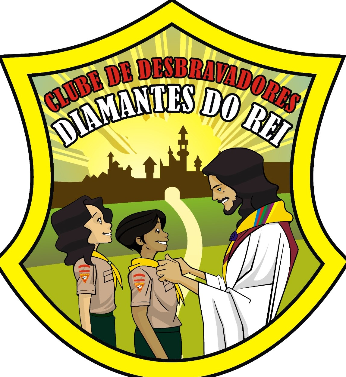 DIAMANTES DO REI