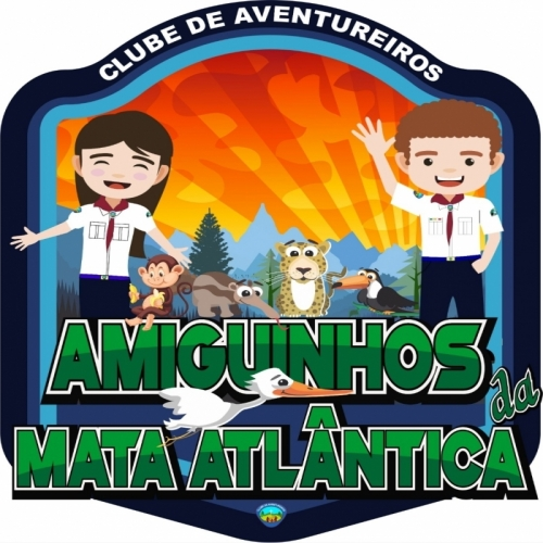 Amiguinhos da Mata Atlântica -AV