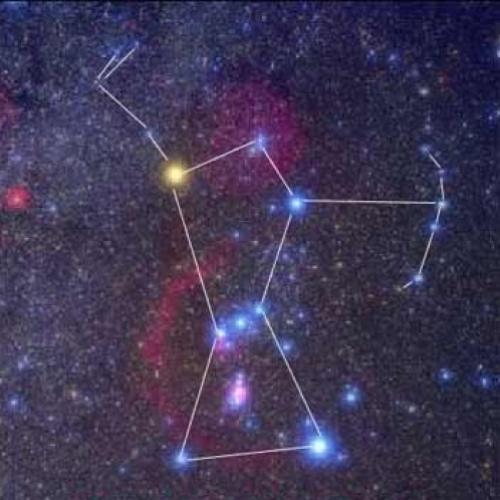 Estrelas de Órion