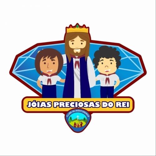 JÓIAS PRECIOSAS DO REI