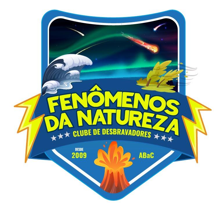 FENÔMENOS DA NATUREZA