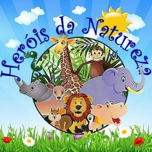 HEROIS DA NATUREZA