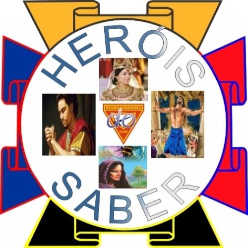 HERÓIS DO SABER