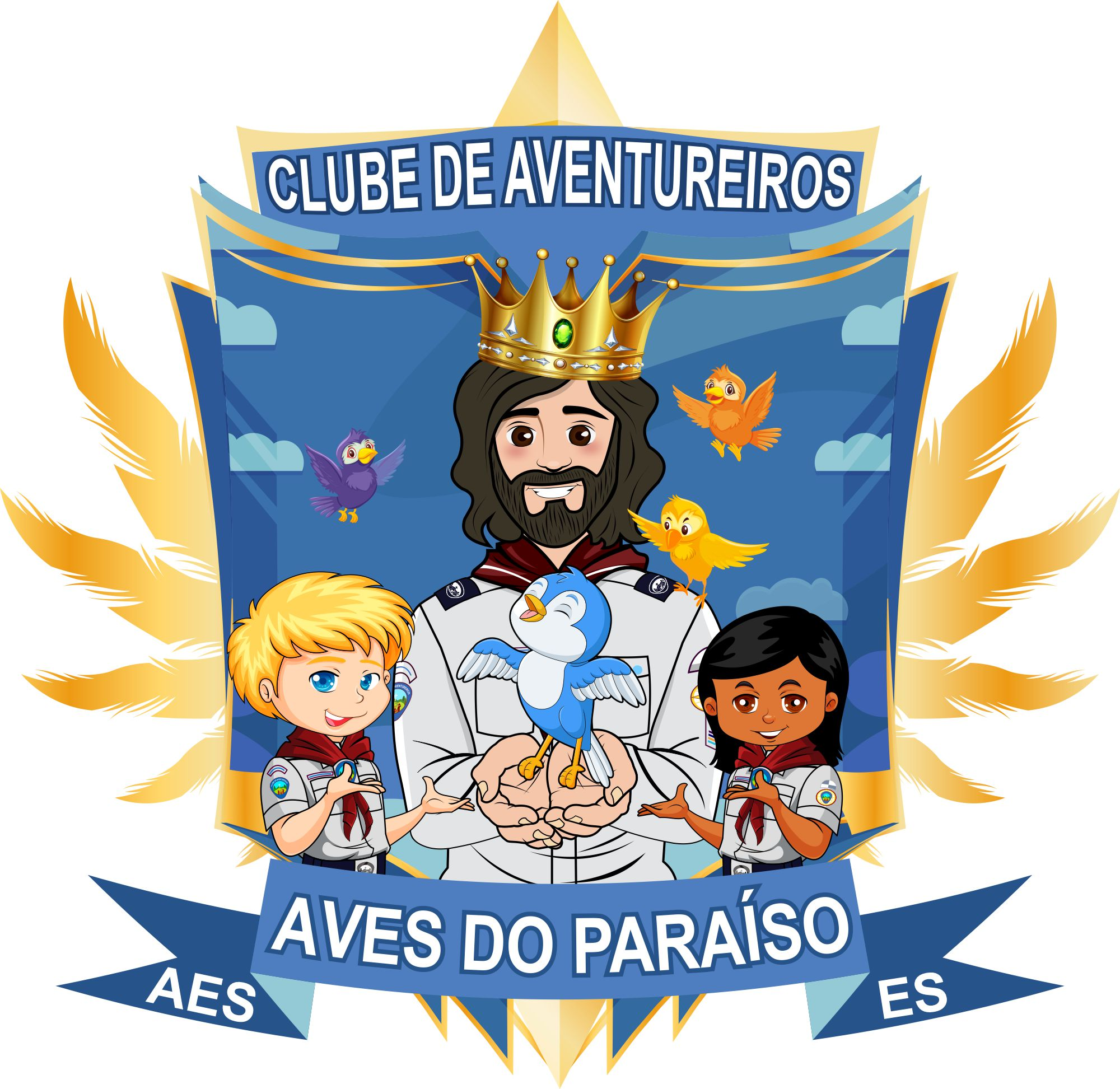 Ave do Paraiso - AV