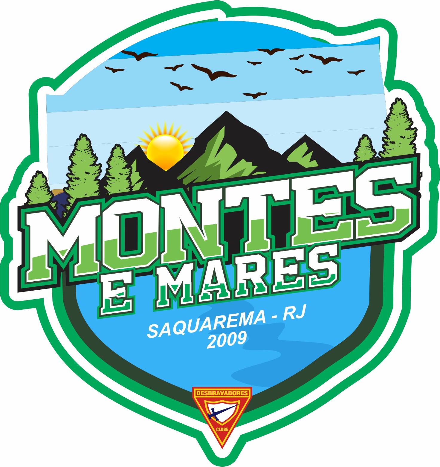 Montes e Mares